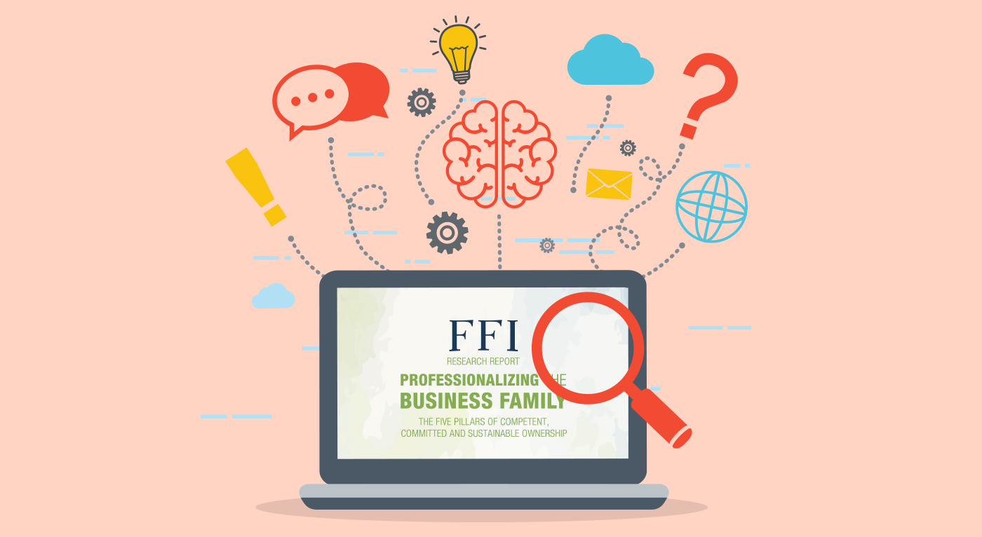 Commentary #1 on Professionalizing the Business Family (A research report sponsored by the FFI 2086 Society) feature image