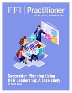 FFI Practitioner: February 19, 2020 cover